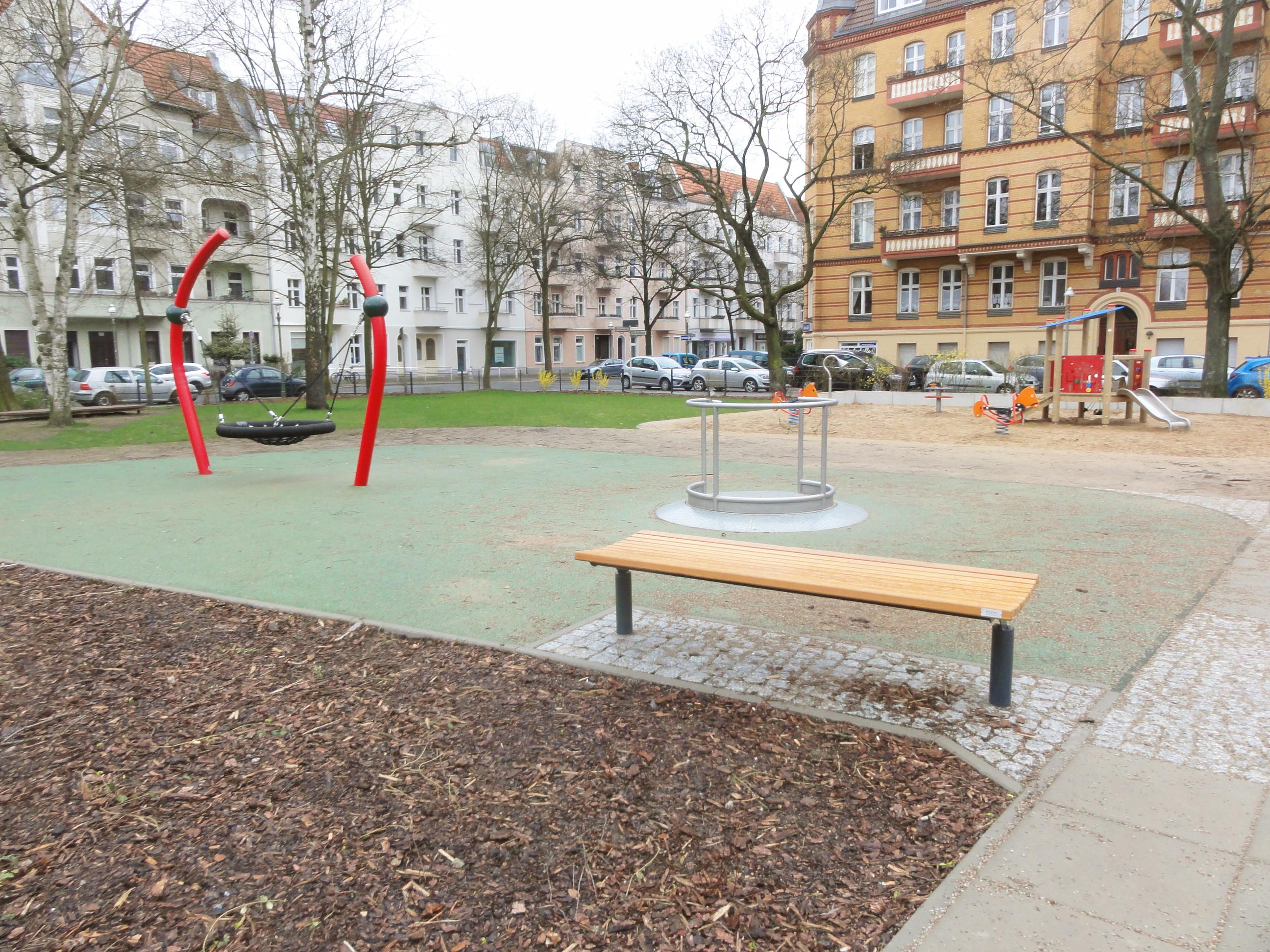 Spielplatz Buddeplatz
